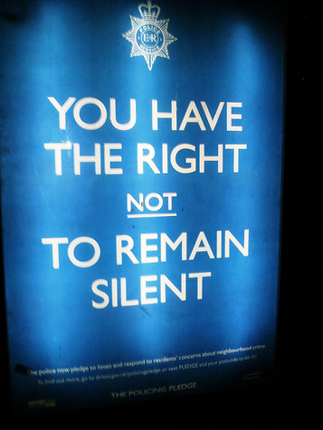 the right to silence The right to silence is a legal principle which guarantees any individual the right to refuse to answer questions from law enforcement officers or court officials.