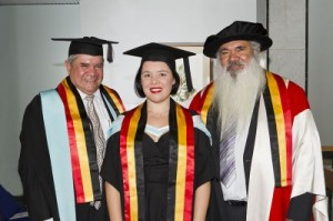 Inala Cooper, Mick and Pat Dodson