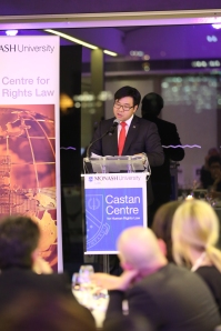 Keynote Speaker Dr Tim Soutphommasane, Federal Race Discrimination Commissioner