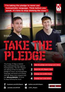 AFL players launch #FOOTY4IDAHO