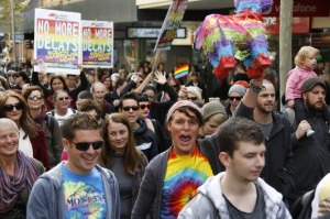 What options is Australia left with for same-sex marriage rights? Alex Bainbridge/AAP